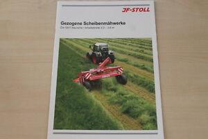 158548) Jf Stoll Vitres Tondeuse Prospectus 10/2011-k Prospekt 10/2011 Fr-fr Afficher Le Titre D'origine Artisanat D'Art