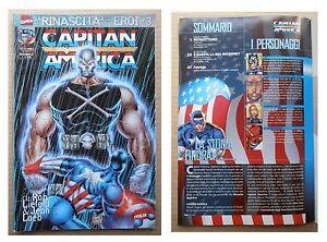 Capitan America e Thor 37, La rinascita degli eroi 3, Marvel, Dicembre 1997
