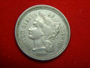 1866-THREE-CENT-NICKEL-NICE-NATURAL-ODD-DENOMINATION-COIN-WITH-LOTS-OF-DETAIL