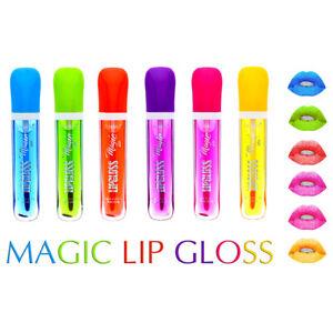 Mood-Lip-Gloss-Long-Lasting-Magic-Lipstick-Color-Changing-Pink-24-hour-Plump-NEW