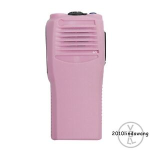 Pink-Replacement-Case-Housing-Cover-for-Motorola-CP200-Portable-Radio