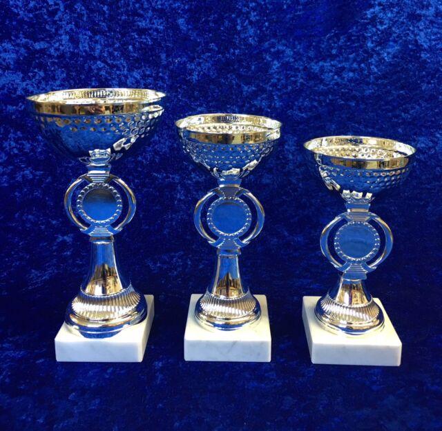 Budget Cups Award Trophy FREE engraving Sport School Reward Winner Prize Quiz