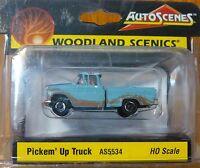 Woodland Scenics Ho 5534 Pickem' Up Truck