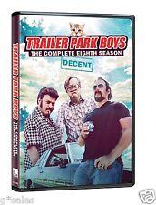 Trailer Park Boys ~ Complete Eighth Season 8 Eight ~ BRAND NEW 2-DISC DVD SET