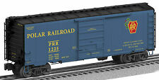 Lionel # 6-27263 Polar Railroad PS-1 B0xcar #1225 (3 Rail)