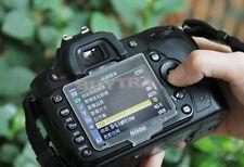 Plastic Hard LCD Cover Screen Protector For Nikon D90 BM-10
