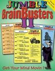 Jumble(r) Brainbusters II by Tribune Media Services (Paperback / softback, 2001)