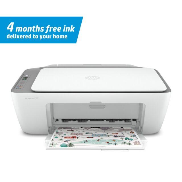 ✅HP DeskJet 2722 All-in-One Wireless Color Inkjet Printer – Fast shipping