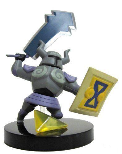 Buildable Figure PHANTOM GUARDIAN The Legend of Zelda Phantom Hourglass