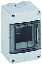 Spelsberg Kleinverteiler Aufputz 1x3TE Kunststoff IP65 100x96x150mm DIN.. AK03