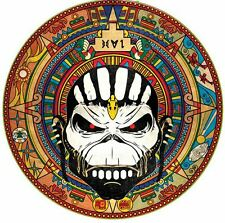 """Iron Maiden Book of Souls Decal 