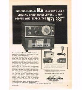 Merchandise & Memorabilia Qualified 1964 Heathkit Mw-34 Transceiver Cb Ham Radio Vtg Print Ad