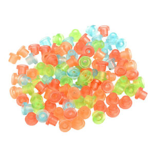 100Pieces-Colorful-Tattoo-Needle-Machine-Gun-Grommets-Nipples-T-Pin-Eye-Pads