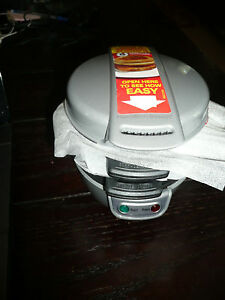 NEW-NO-BX-FUN-COMPACT-SANDWICH-MAKER-ST29-5-MIN-PAY-LITTLE-NO-FAST-FOOD-LAYERS