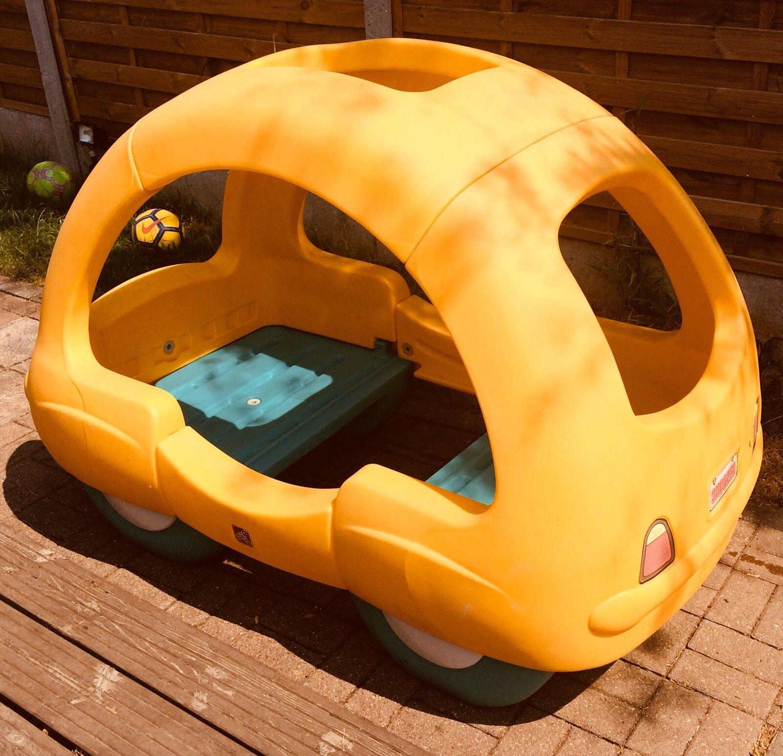 Little Tikes Car Bed   Garden Toy