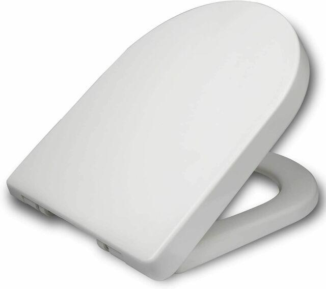 WC-Sitz MEDIANO Keramag ohne SoftClose Absenkautomatik weiß Toilettensitz WC