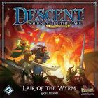 Descent Second Edition: Lair of the Wyrm by Fantasy Flight Games (Undefined, 2012)