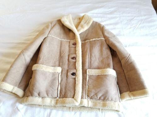 Lining Suede Xlarge Marlboro Lambswool Custom Made Rancher Jacket Women's CqxxwRa0v1