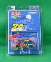 Action Nascar Jeff Gordon 24 Dupont 2003 Monte Carlo Stock Car 1:64 Mint In Pkg