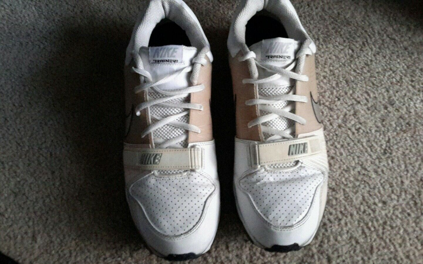 Mens NIKE TRAINER 1  Flywire Workout / Running  Athletic Fitness Shoes , size 11 Wild casual shoes
