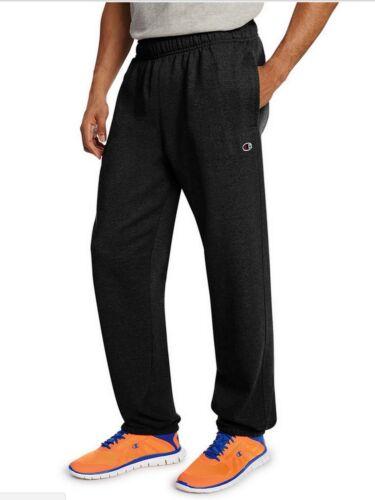 Men/'s Champion Relaxed Bottom Fleece Pants P0894