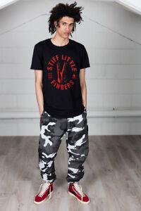 Official-Stiff-Little-Fingers-Cifre-T-Shirt-Unisex-Tinderbox-Punk-Hope-Strada