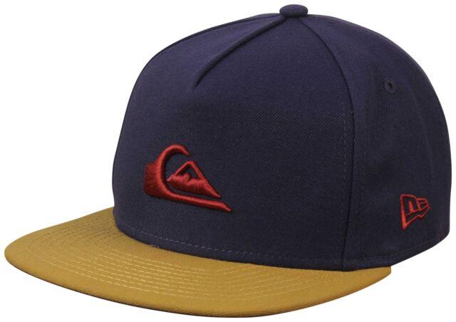 a1b80028 Quiksilver Stuckles Snap Snapback Hat Aqyha03989 Aqyha03989-byj0 ...