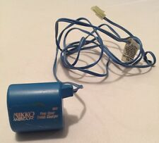 Nikko 4 Hour Quick NI-Cd  120 VAC 60Hz 8W Charger 1247 Part Number NCQ-AA04