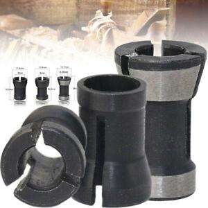 Verlaengerung-Fraeser-Spannzange-Stange-6mm-8mm-Schaft-Trimmen-Formen-Maschine
