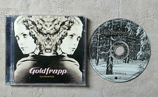"CD AUDIO INT/ GOLDFRAPP ""FELT MOUNTAIN"" CD ALBUM 2000 MUTE RECORDS 9 TITRES"