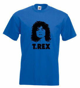 T.REX Marc Bolan T Shirt Metal Guru