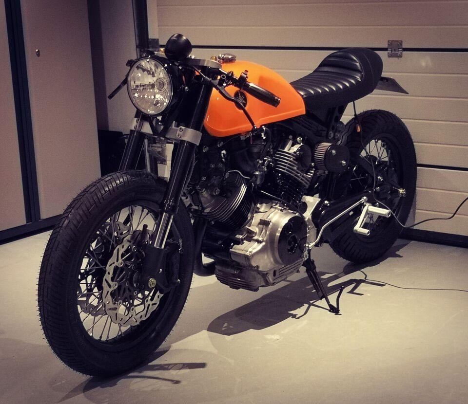 Yamaha, Yamaha XV750, 750 ccm