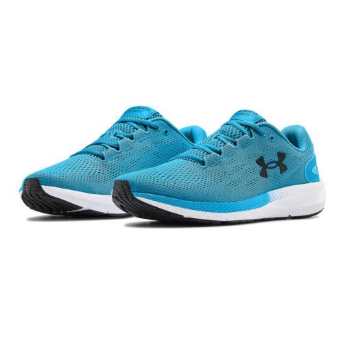 Under Armour Homme facturés Pursuit 2 Chaussures De Course Baskets Sneakers Bleu Sports