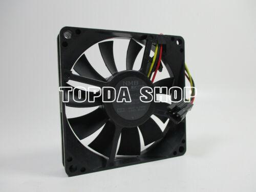 1pc NMB 08015SS-12J-AL TV Fan 12V 0.10A 80*15mm 3pin