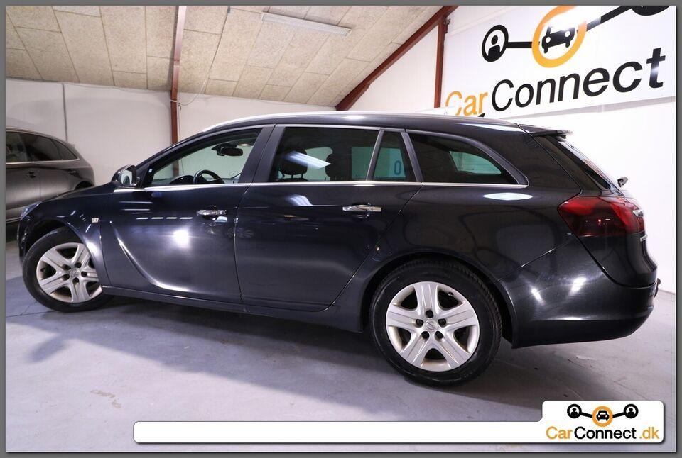 Opel Insignia 1,6 CDTi 136 Cosmo ST Diesel modelår 2016 km