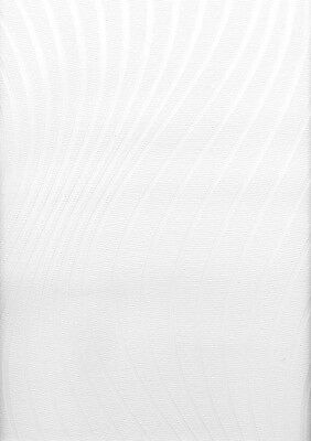 Contemporary Swirl White Textured Paintable Wallpaper 497-67466