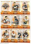 2017 NRL Traders Pearl Parallel Special WESTS TIGERS Team Set