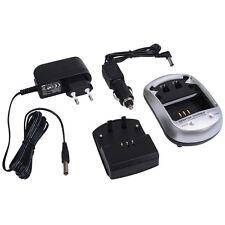 Ladegerät für Contax Tvs Digital Fujifilm DX-9 MX-700