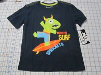 Monster Surf Boys Size 3t Sprockets 100% Cotton
