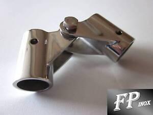 Taquet Profilé 289mm inox 316 Ref TA678