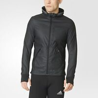 adidas Mens Pure Amplify Jacket (Black)