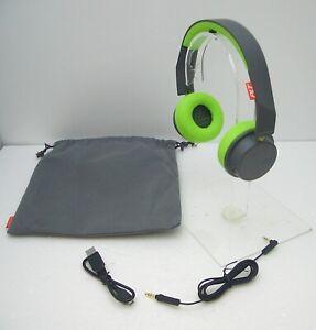 Plantronics-BackBeat-500-Bluetooth-Casque-Gris-Leger-Mousse-a-Memoire-de-forme