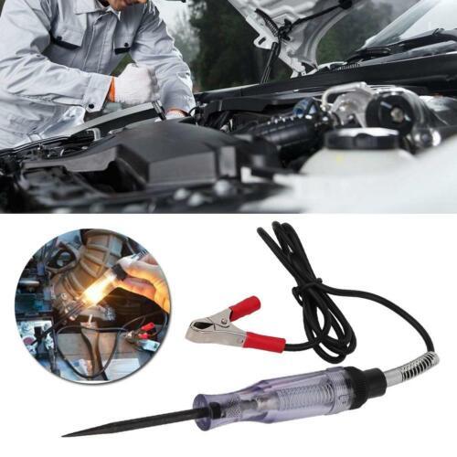 PVC Car Electrical Voltage Test Pen Light Lamp Circuit Tester Detector Probe