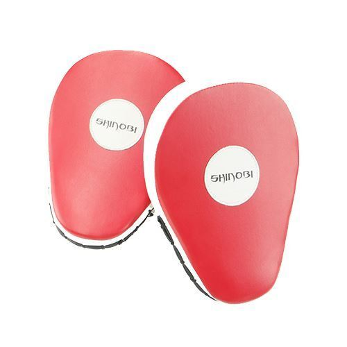 Shinobi Onyx Focus Pads Martial Arts MMA Boxing  Mitts  check out the cheapest