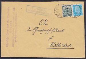 DR-Mi-Nr-454-459-MiF-Brief-mit-Posthilfsst-Schauen-Heudeber-Land-Halle-1932