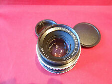 Objektiv Zebra Pancolar 1,8/50 T Call Zeiss Jena M42
