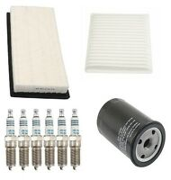 Mazda Cx-9 2011-2013 Tune Up Kit Air & Oil & Cabin Filters & Plugs High Value on sale