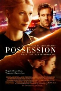 Possession (Zweiseitig Regulär) (2002) Original Filmposter