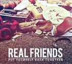 Put Yourself Back Together [Digipak] by Real Friends (CD, Jun-2013, INgrooves)