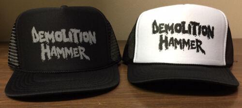 Demolition Hammer Hat nuclear assault suicidal tendencies sodom metallica death